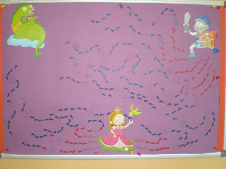 "Classroom project ""Dragons"""