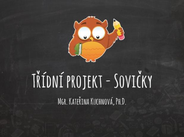Prezentace projektu Sovičky - Naše třída