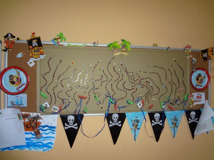 Třídní projekt: Piráti
