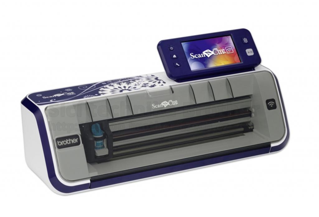 Brother ScanNCut CM900 - řezací plotter s vestavěným scannerem