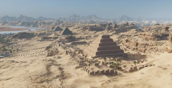 Starověký Egypt - Interaktivní prohlídka