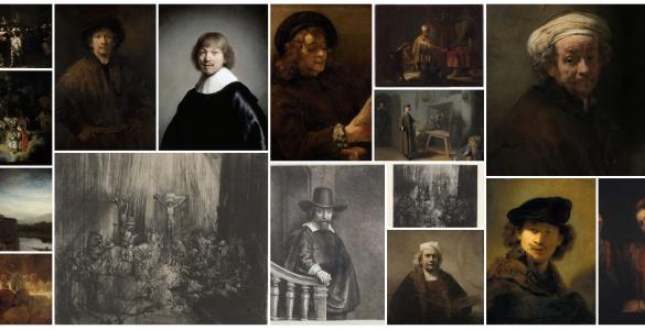 Virtuální prohlídka umění