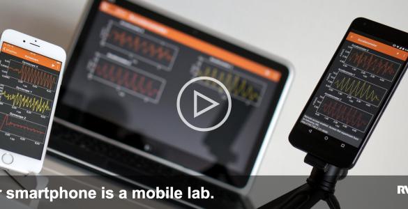 Fyzikální experimenty s mobilem