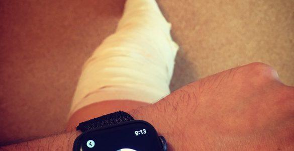 Novoroční pauza a Apple Watch výzva
