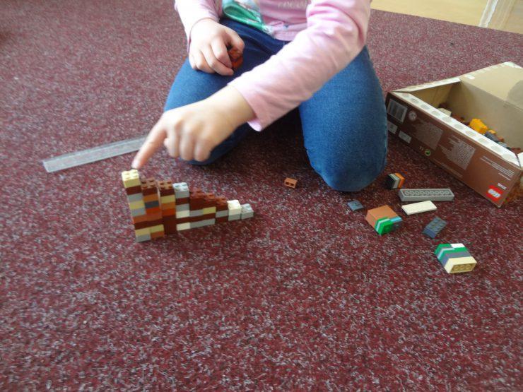 LEGO ve třídě