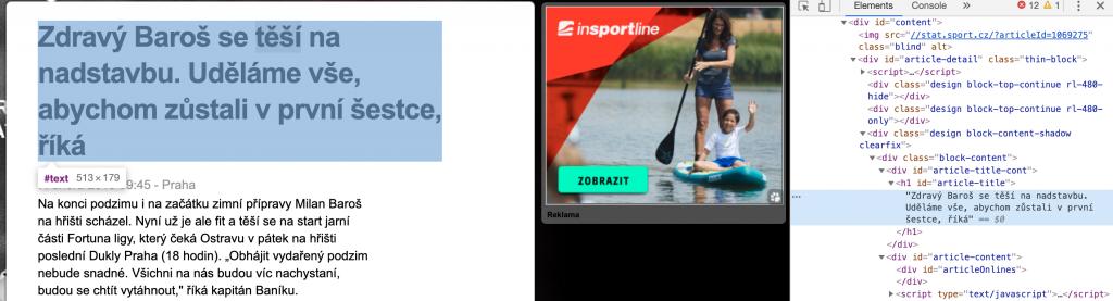 Tvořte falešné screenshoty webových stránek jako profík