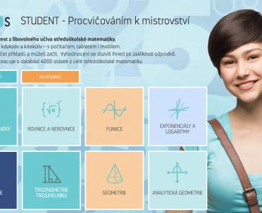 Středoškolská matematika - Testy a procvičování