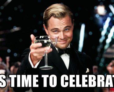 Slavíme rok!
