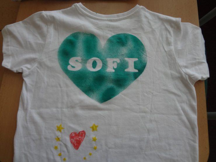 Třídní trička - Tvorba