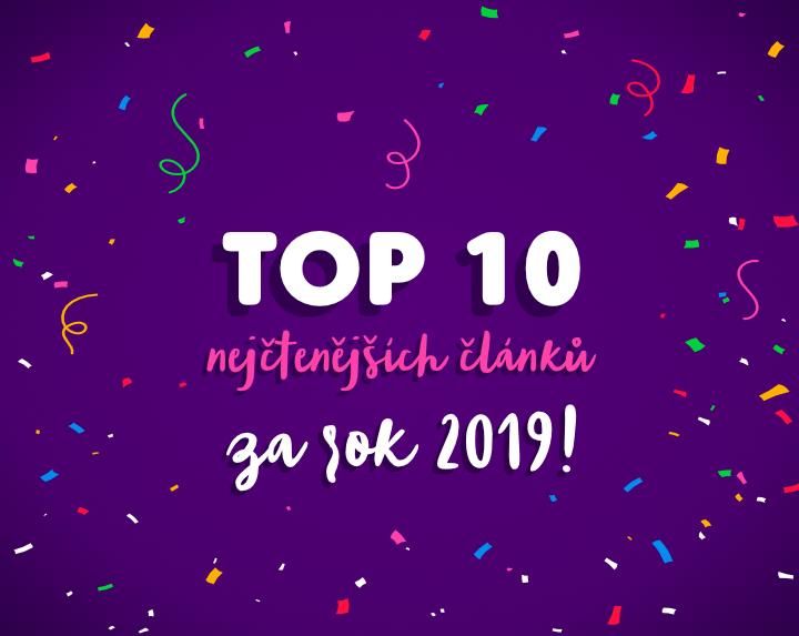 10 nejčtěnějších článků za rok 2019 - Naše třída