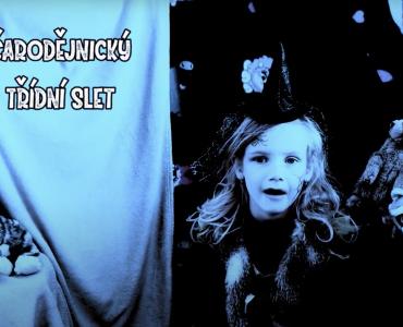 Čarodějnice - třídní motivační video