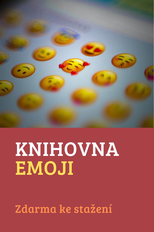 Knihovna Emoji