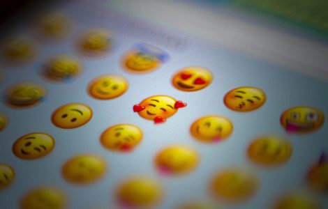 Emoji knihovna zdarma