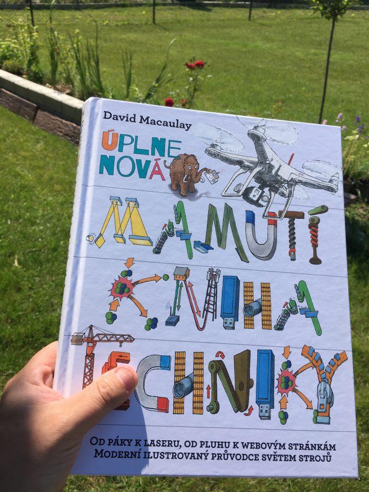 Kniha: Úplně nová mamutí kniha techniky - Naše třída