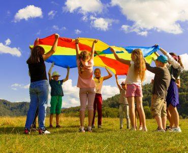 Velká kniha her - Školní a táborové hry