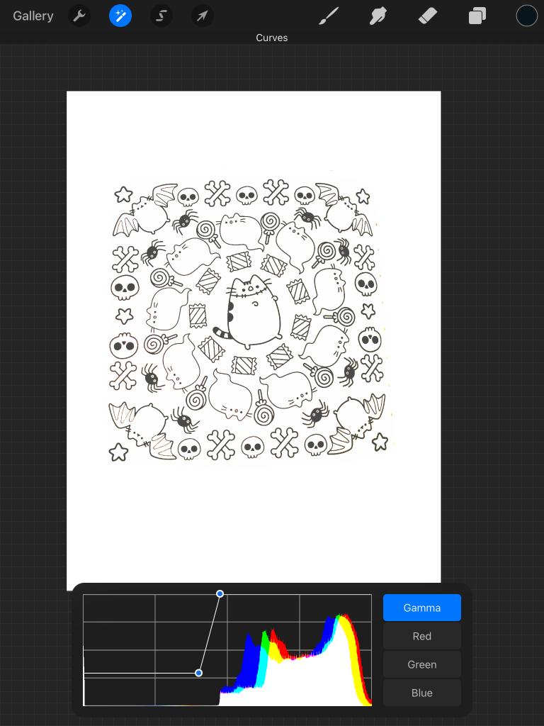 Návod: Vybarvování v grafickém editoru